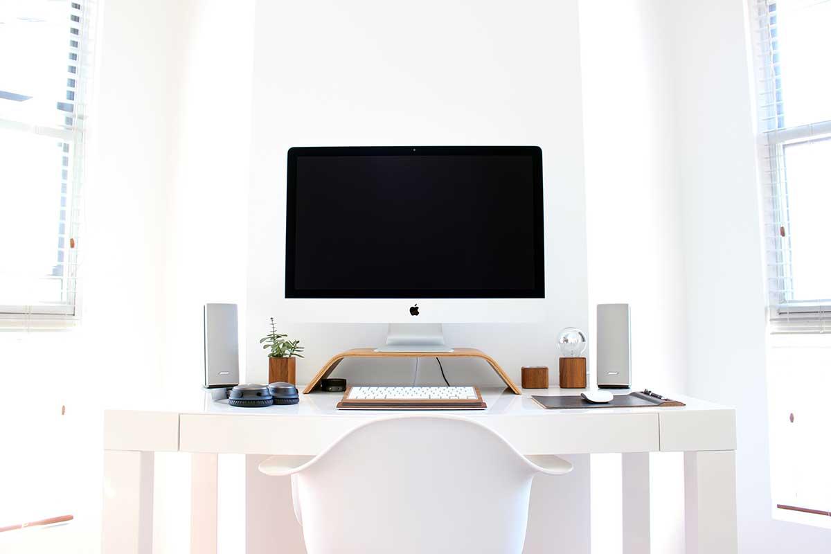 Ein guter Bürostuhl kann Ihnen helfen, die bestmögliche Sitzposition zu finden.